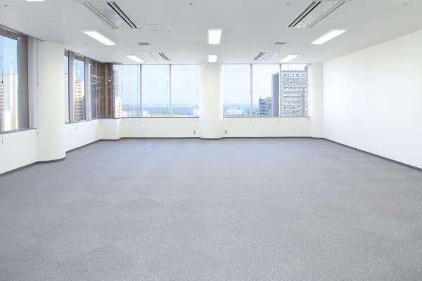 """神戸ファッションマートの賃貸オフィスは様々な規模のスペースが選択可能"""""""
