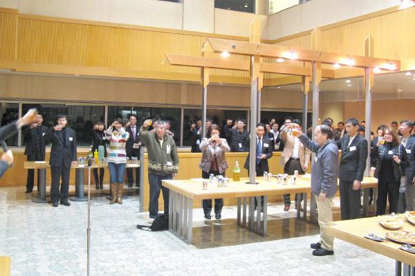 テナント交流会の開催
