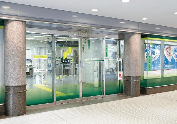銀行・ATM