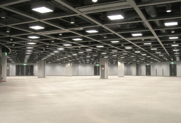 エキジビションスペース(EX)