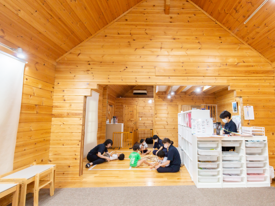 IPOへの道 Kids developer 教育風景01