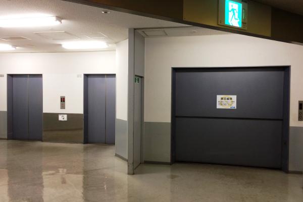 南西エレベーター前画像