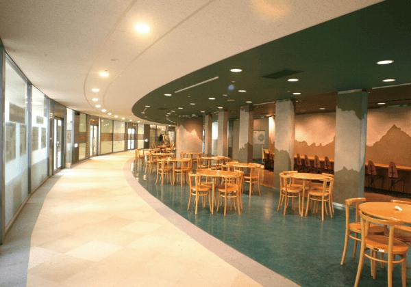 Ample Internal Facilities